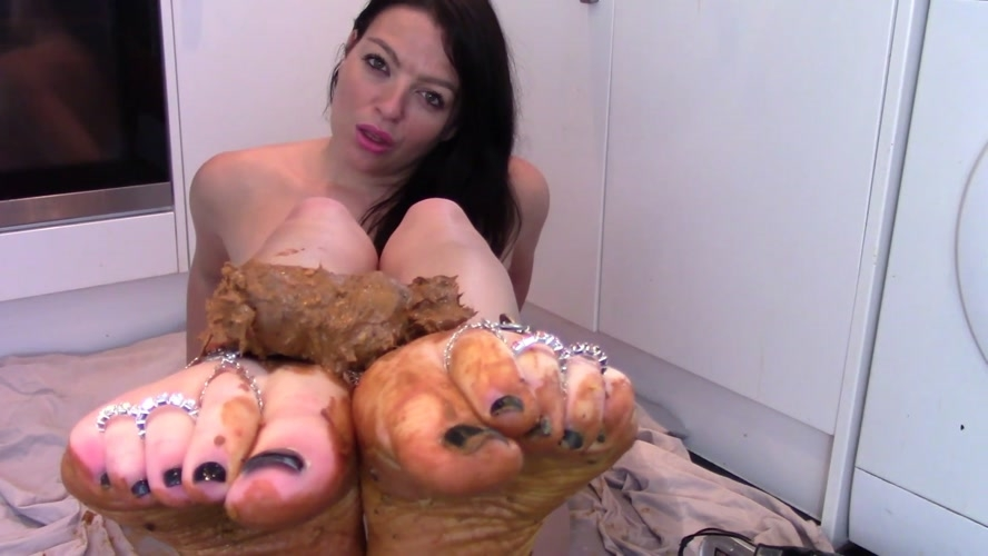 My Foot Toilet Slave - FullHD 1920x1080 - (Actress: evamarie88 2018)