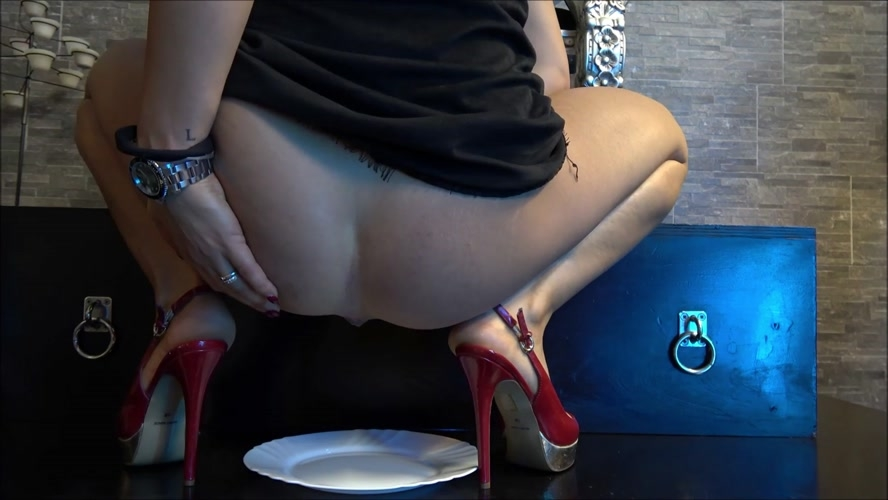 Andrea, be my toilet - FullHD 1920x1080 - (Actress: Mistress Gaia 2018)