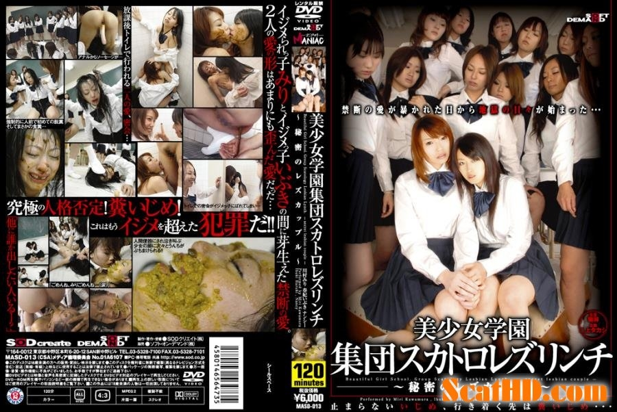 Japan School Girls New Scat - DVDRip  - (Actress: DirtyBetty 2018)