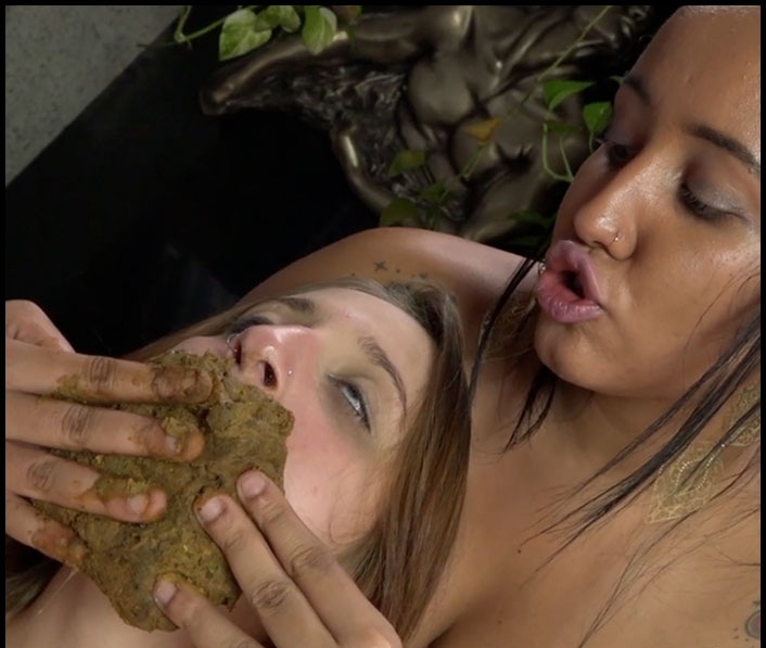 Enormous Big Scat By Sophia Faber And Penelope – Take My Enormous Shit In Your Little Sweet Mouth - SD MPEG-4 Video 854x480 59.940 FPS 1675 kb/s - (Actress: Sophia Faber And Penelope 2018)