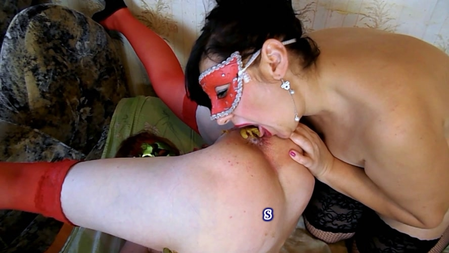 Marina and Olga poop in your mouth - FullHD 1920x1080 - (Actress: ModelNatalya94  2019)