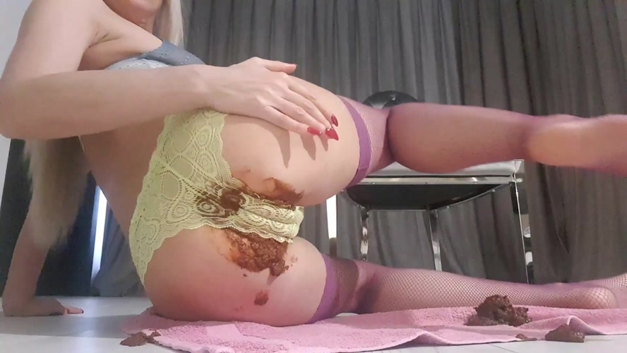 Seductive Messy Panties - FullHD 1920x1080 - (Actress: ModelNatalya94 2019)