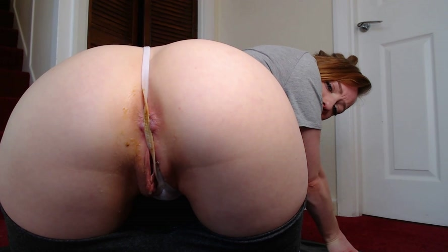 Wet farts and sharts in your face - FullHD 1920x1080 - (Actress: Spankmepink 2019)