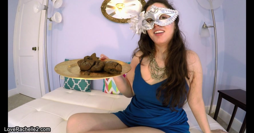 Best Fetish EVER! Tasting Delicious Poop - UltraHD/4K 4096x2160 - (Actress: LoveRachelle2 2019)