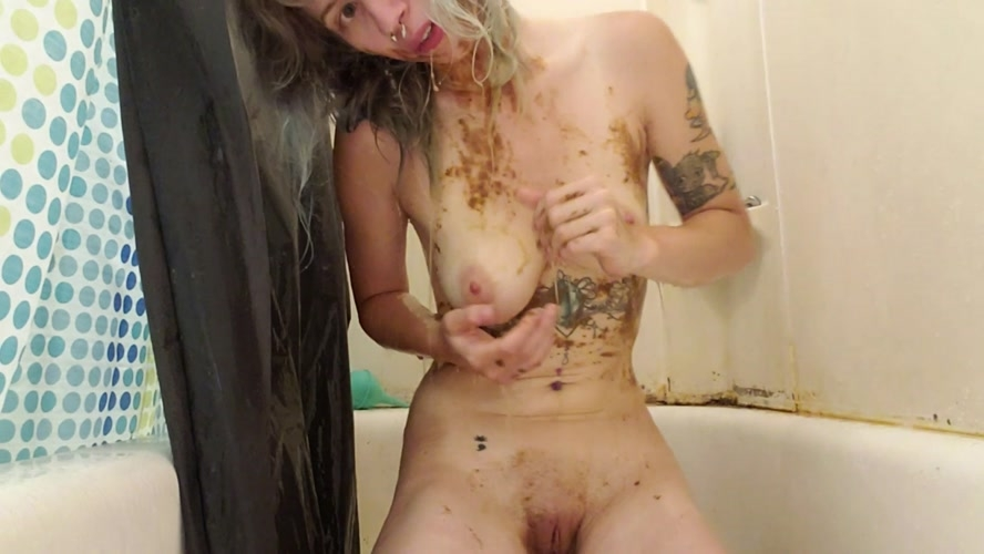 BTS: Messy Tit Play, Dirty Fingering - FullHD 1920x1080 - (Actress: xxecstacy 2019)