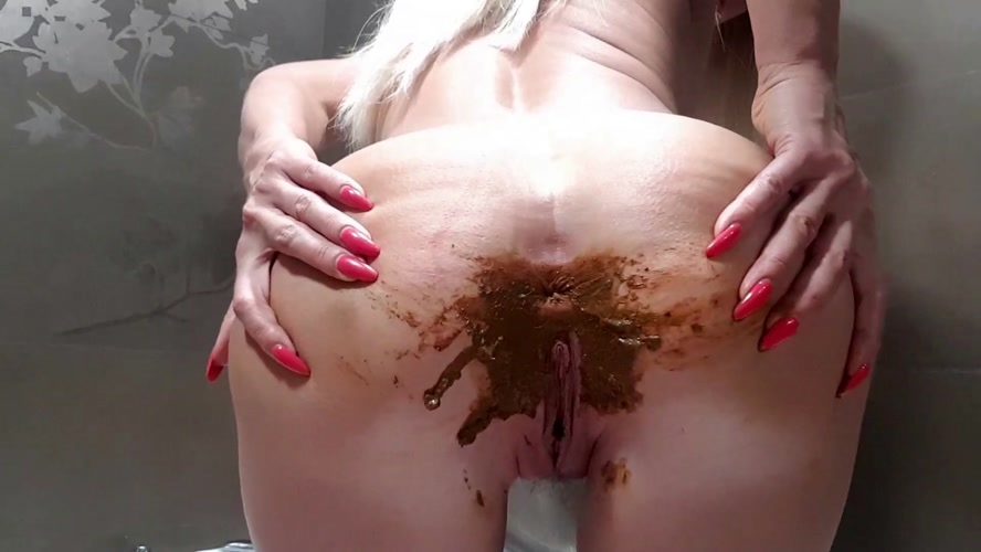 Naked Messy Poop - FullHD 1920x1080 - (Actress: thefartbabes 2019)