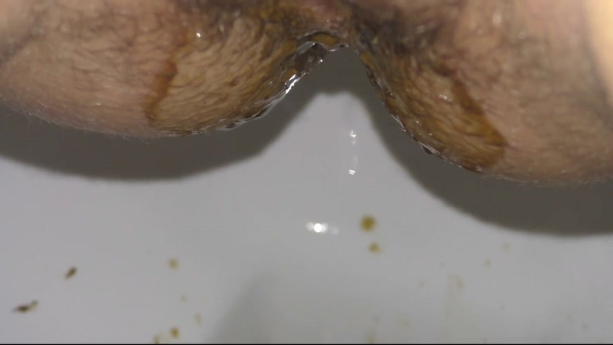 A diarrhea everywhere - FullHD 1920x1080 - (Actress:  HotDirtyIvone 2019)