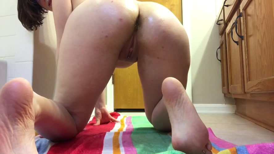 Ass Fucking Through Poop Panties - SD 960x540 - (Actress: GWENYT 2020)