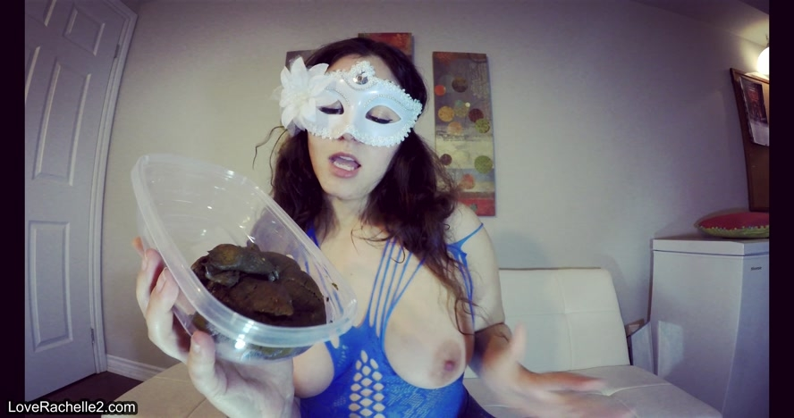 I've Fed HUNDREDS My Shit! Over 1000 Logs - UltraHD/4K 4096x2160 - (Actress: LoveRachelle2  2020)