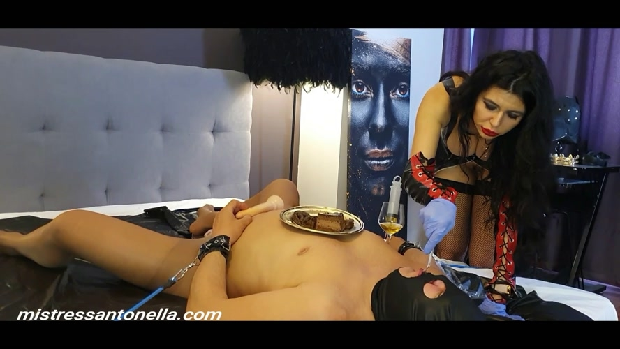 Birthday of the Supreme Goddess - FullHD 1920x1080 - (Actress: MistressAntonellaSilicone  2020)