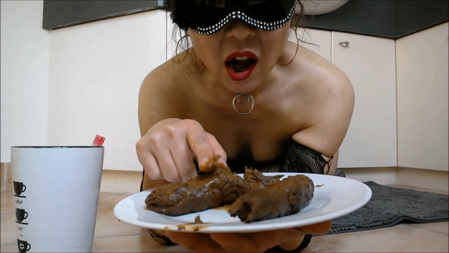 How Much Did You Eat, JapScatSlut - FullHD 1920x1080