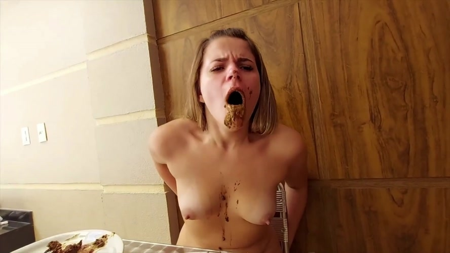 Scat Double Eat And Real Swallow All The Shit From Two Top Babes - Enormous Scat Swallow - FullHD 1920x1080