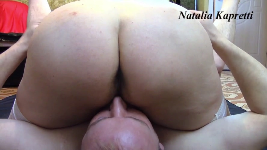 Fisting slave in ass until piss himself - Dirty fisting and oral in 69 position - FullHD 1920x1080 - (Actress: Natalia Kapretti 2020)