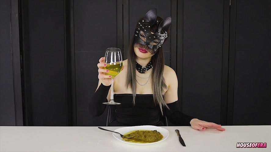 Scat Pee Spitting – Dinner for You - FullHD 1920x1080 - (Actress: HouseofEra  2020)